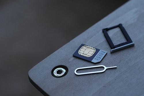 iPhone6のSIMロック解除方法