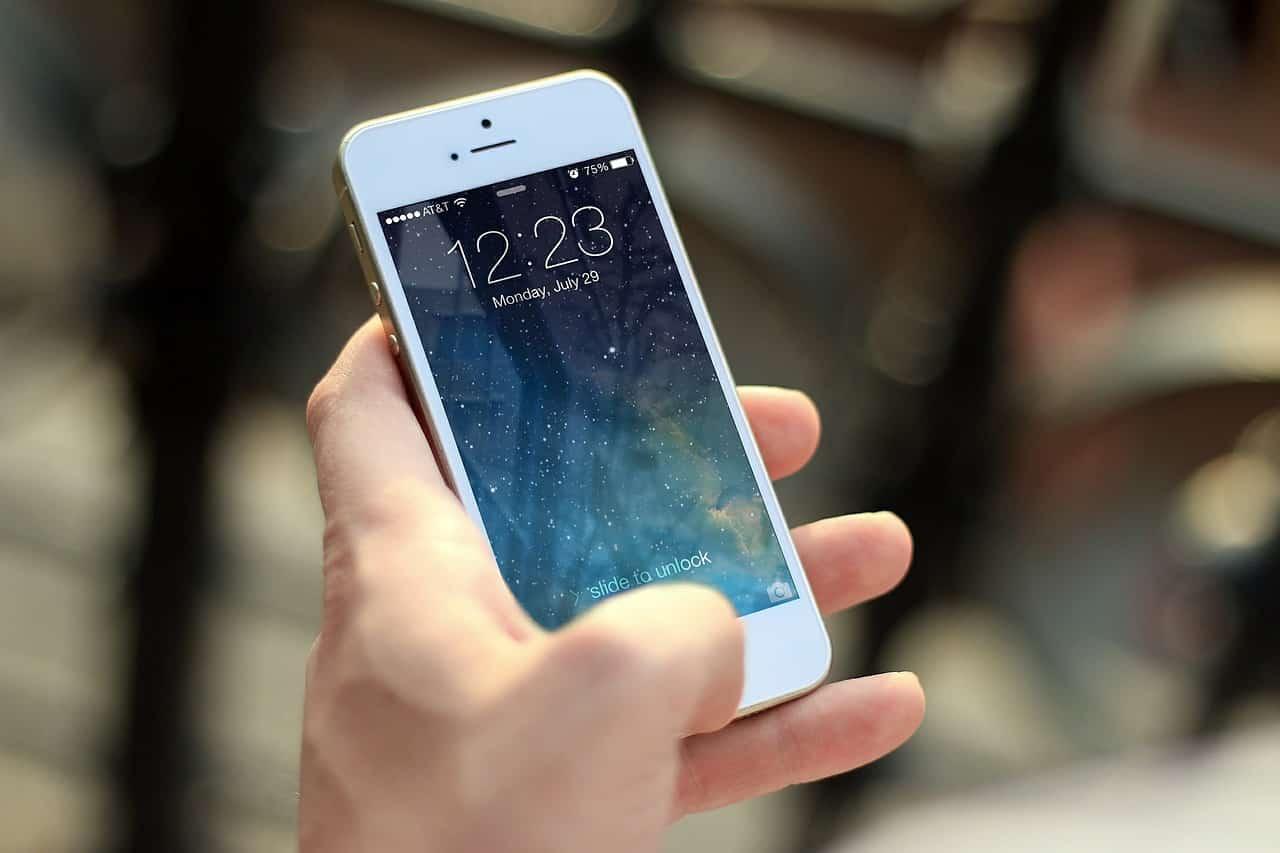 スマートフォンの使い方